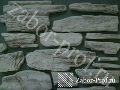 Облицовка крупным камнем